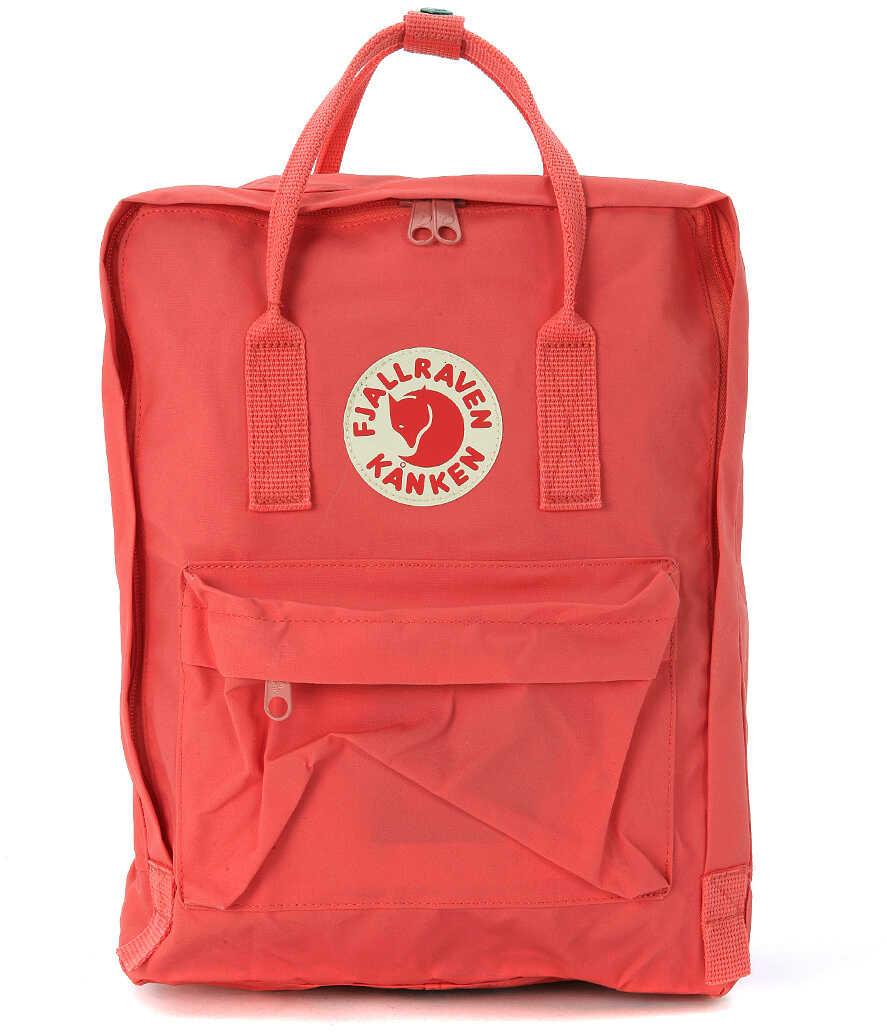 Fjällräven Kånken Peach Backpack By Fjällräven Pink