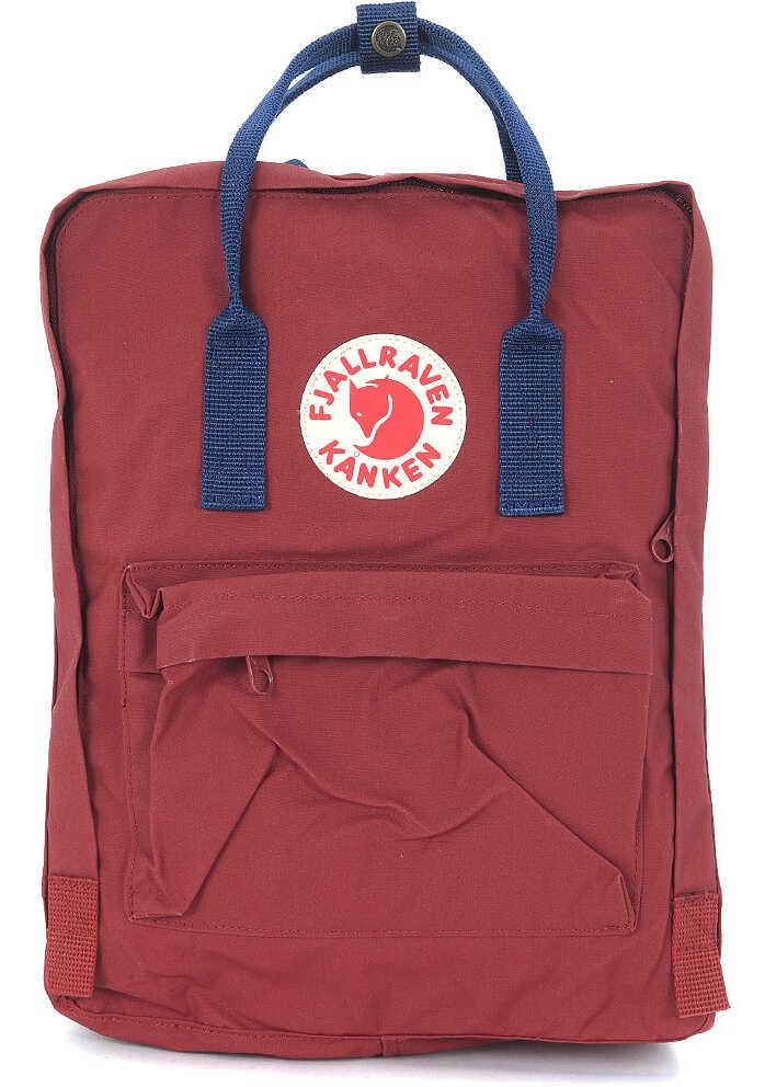 Fjauml;llrauml;ven Karing;nken By Fjauml;llrauml;ven Red And Blue Backpack Red