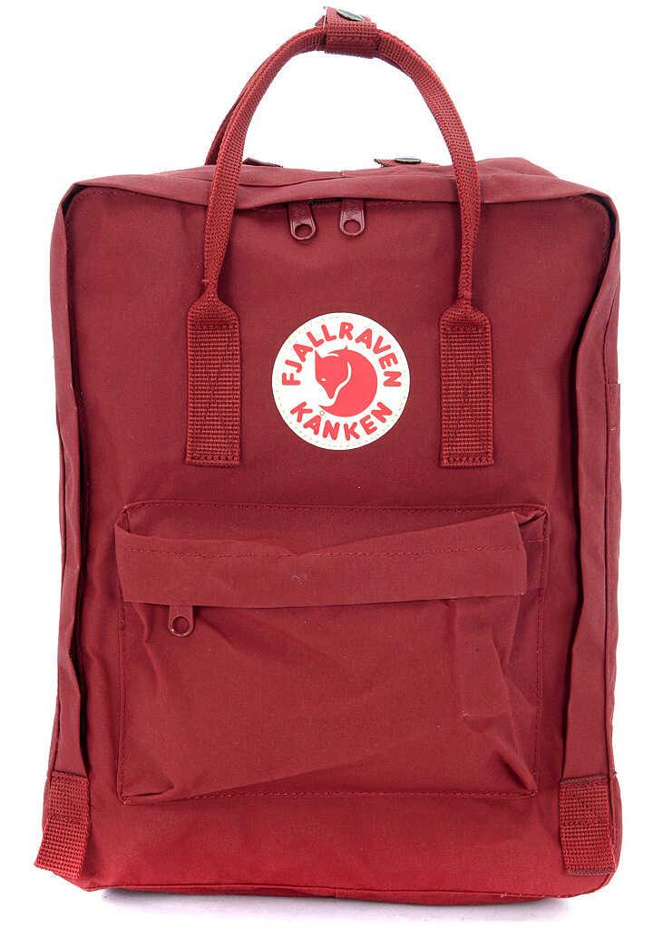 Fjällräven Kånken By Fjällräven Red Backpack Red