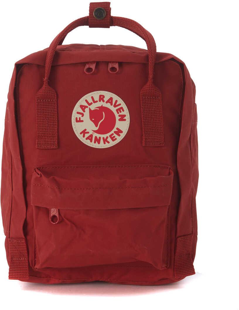 Fjällräven Kånken By Fjällräven Mini Red Backpack Red
