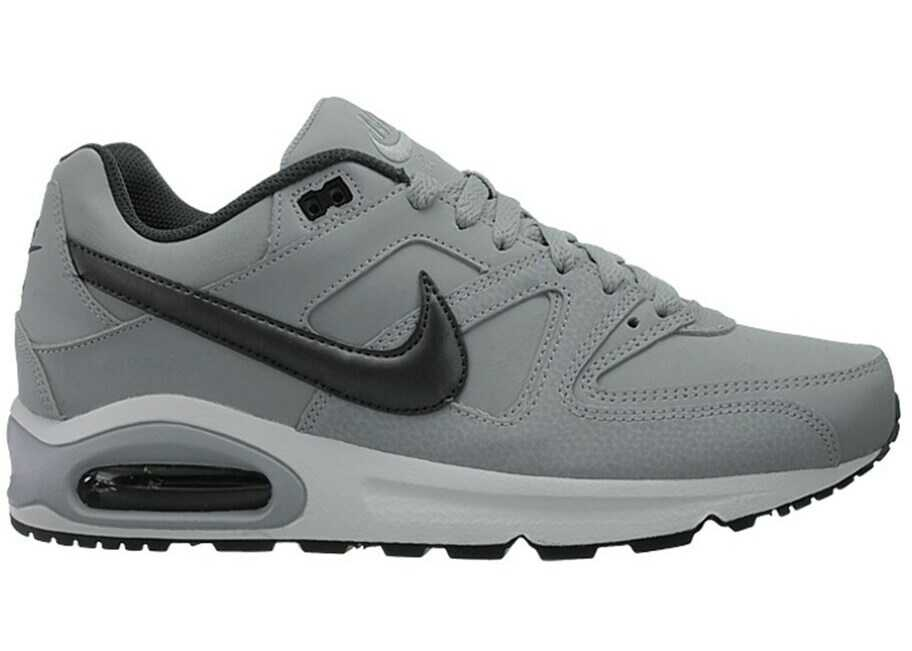 Nike Air Max Command Leather 749760012 GRI/NEGRE