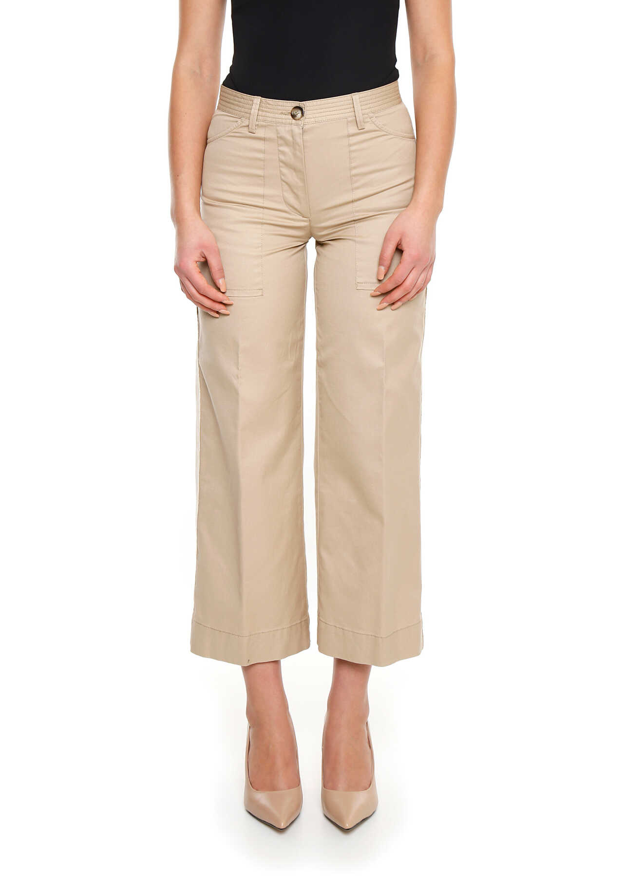 Moncler Trousers BEIGE