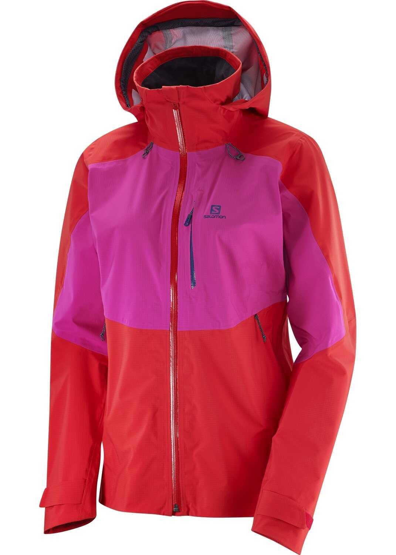Salomon One + Only 3L Jacket Rosu