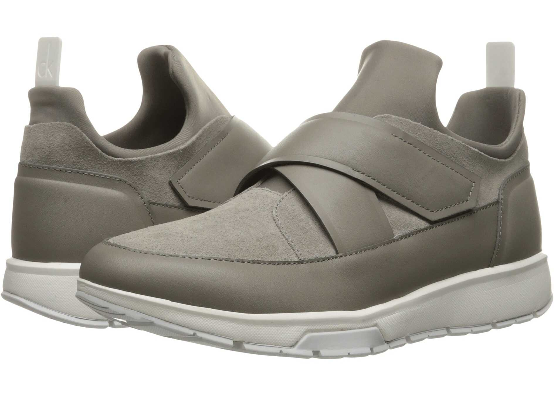 Pantofi Sport Barbati Calvin Klein Karsen Toffee