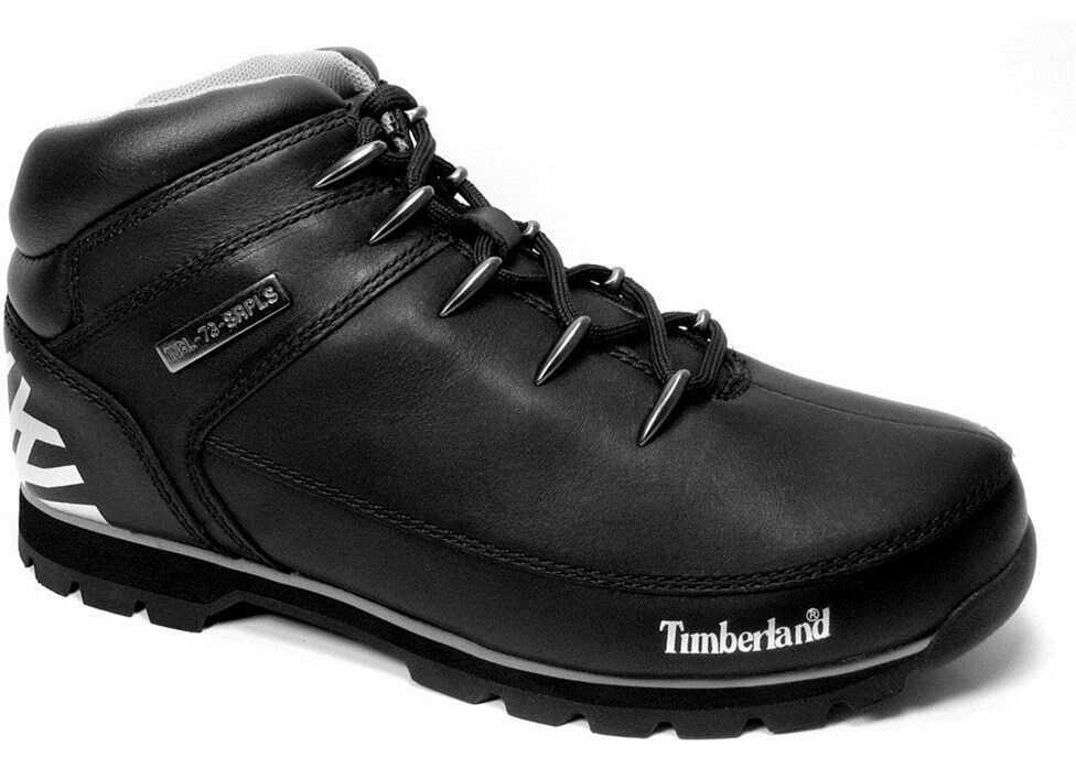 Ghete Barbati Timberland Euro Sprint Hiker Black