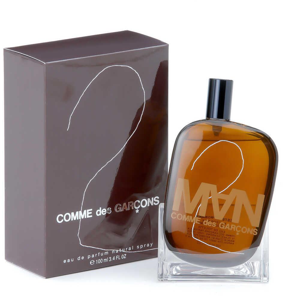 Comme des Garçons Parfum Eau De Parfum Comme De Garçons Cdg2 100Ml Transparent