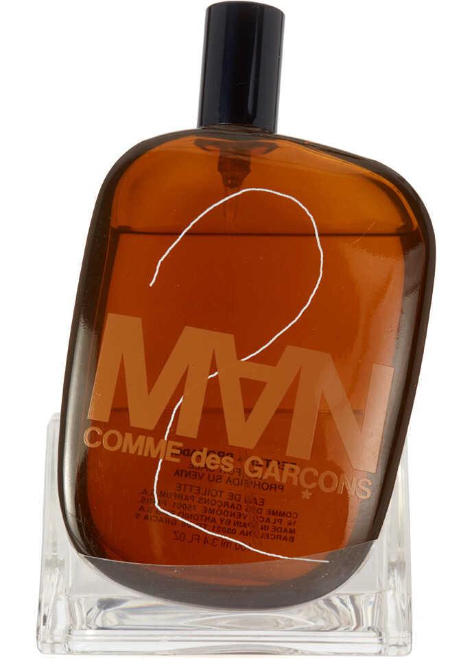 Comme des Garçons Parfum Eau De Toilette Comme De Garçons Cdg2 Man 100Ml Transparent