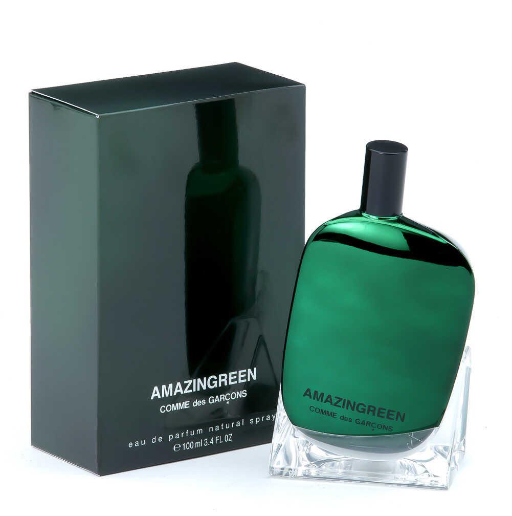 Comme des Garçons Parfum Eau De Parfum Comme De Garcons Amazingreen 100Ml Transparent