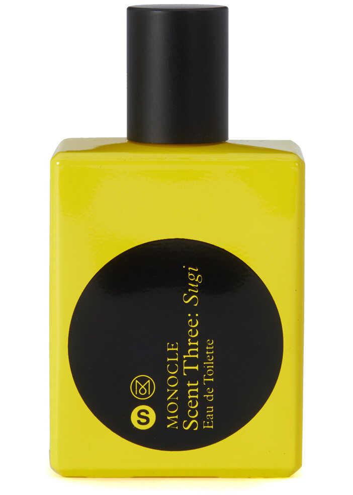 Comme des Garçons Parfum Comme Des Garçons X Monocle Scent Three Sugi 50 Ml Transparent