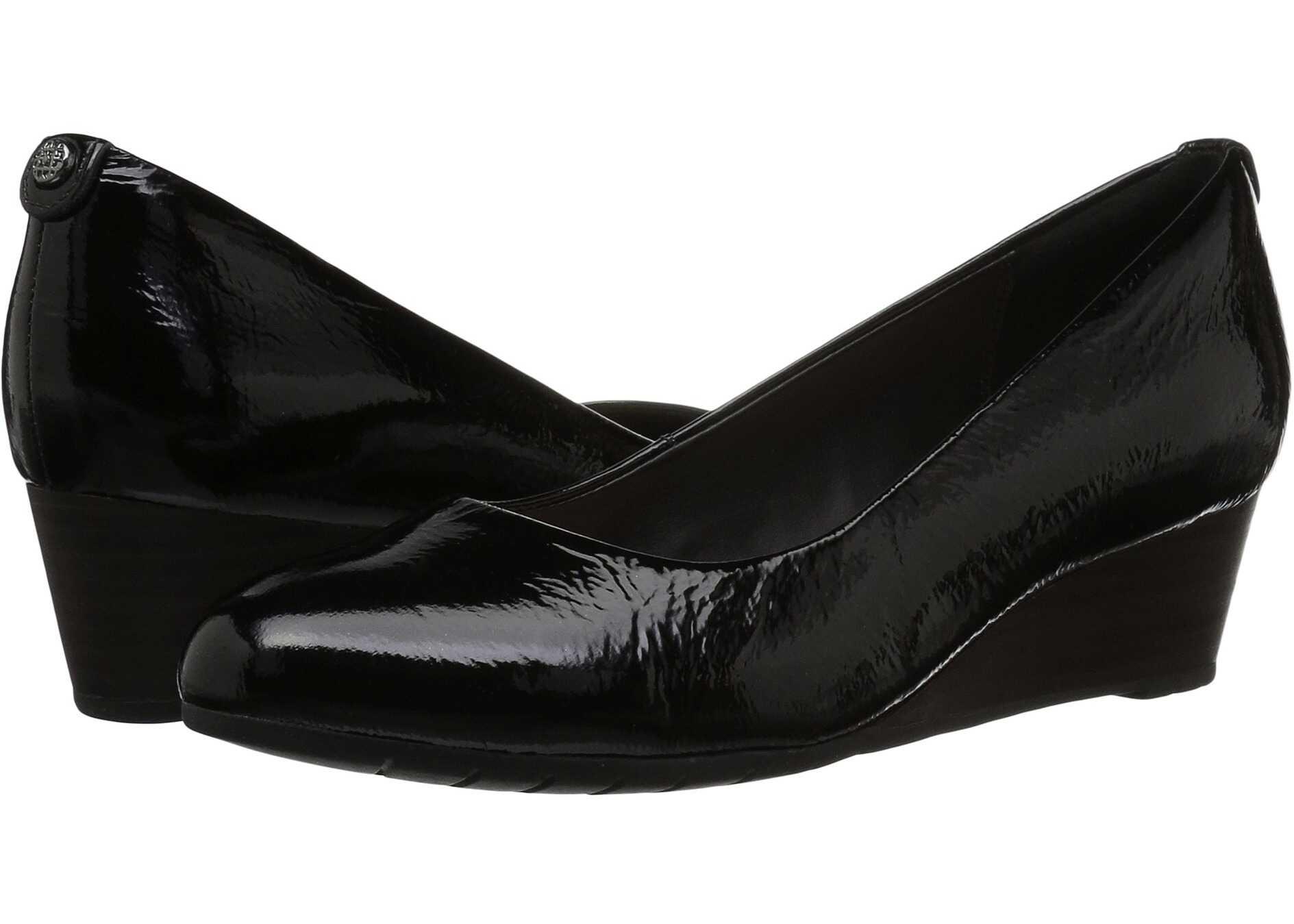 Clarks Vendra Bloom Black Patent Leather