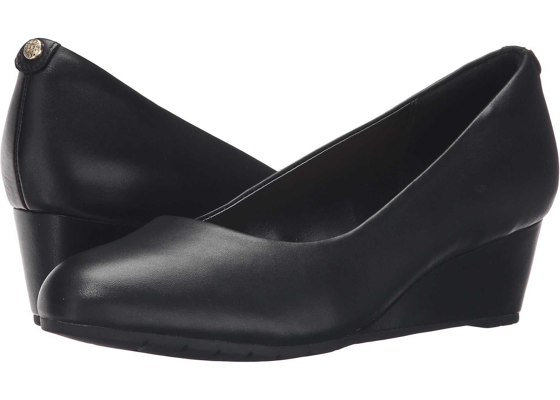 Clarks Vendra Bloom Black Leather
