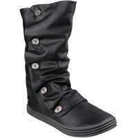 Ghete & Cizme Raton Old saddle Calf Button Boot* Femei
