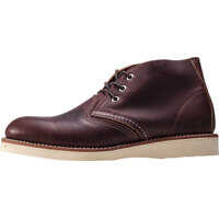 Ghete & Cizme Work Chukka Boots In Dark Brown (Style No. 3141) Barbati