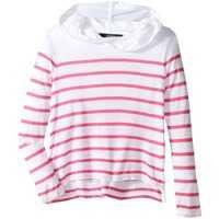 Bluze Trening & Hanorace Jersey Stripe Hoodie (Little Kids/Big Kids) Fete