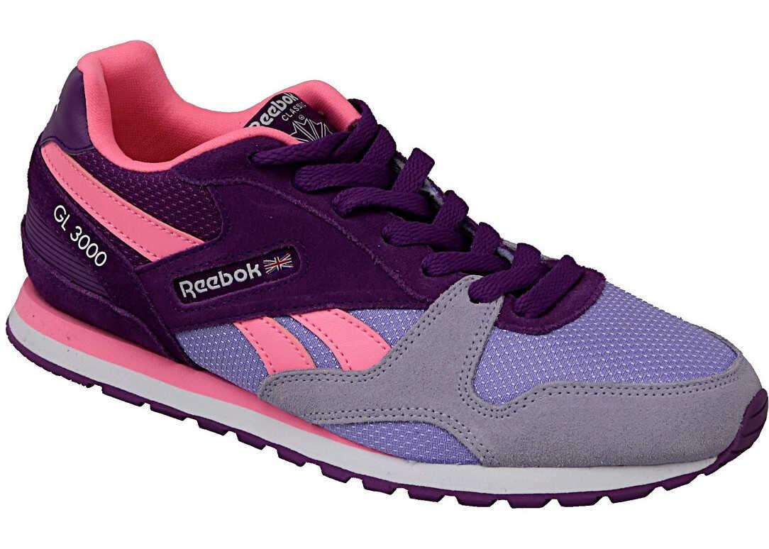 Reebok GL 3000 SP Grey,Pink,Violet