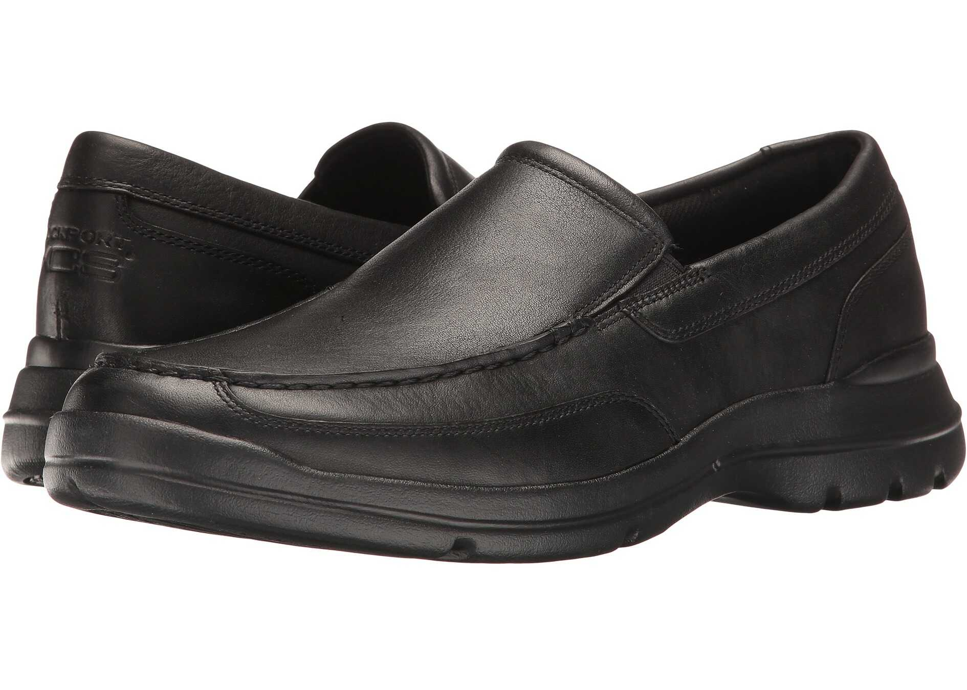 Rockport Junction Point Slip-On Black