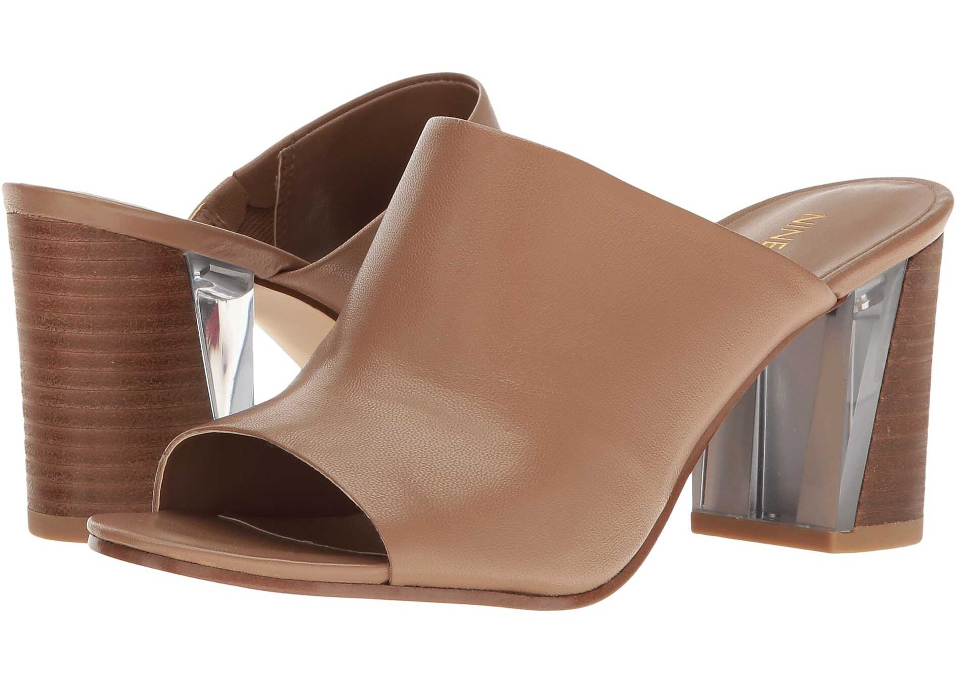 Nine West Gemily Natural Leather
