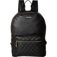 Ghiozdane Diamond Quilted Backpack Femei