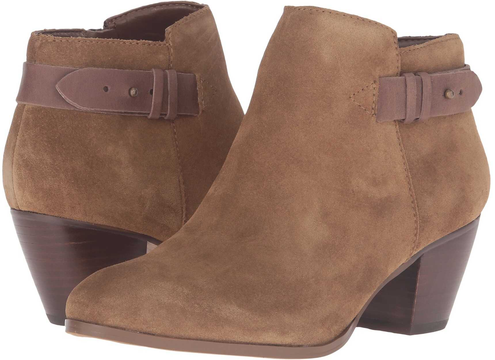GUESS Geora Medium Brown Suede