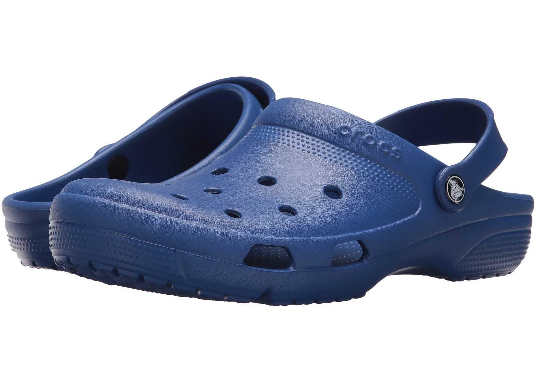 Crocs Coast Clog Cerulean Blue 1