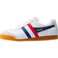 Tenisi & Adidasi Harrier Trainers In White Navy Red Barbati