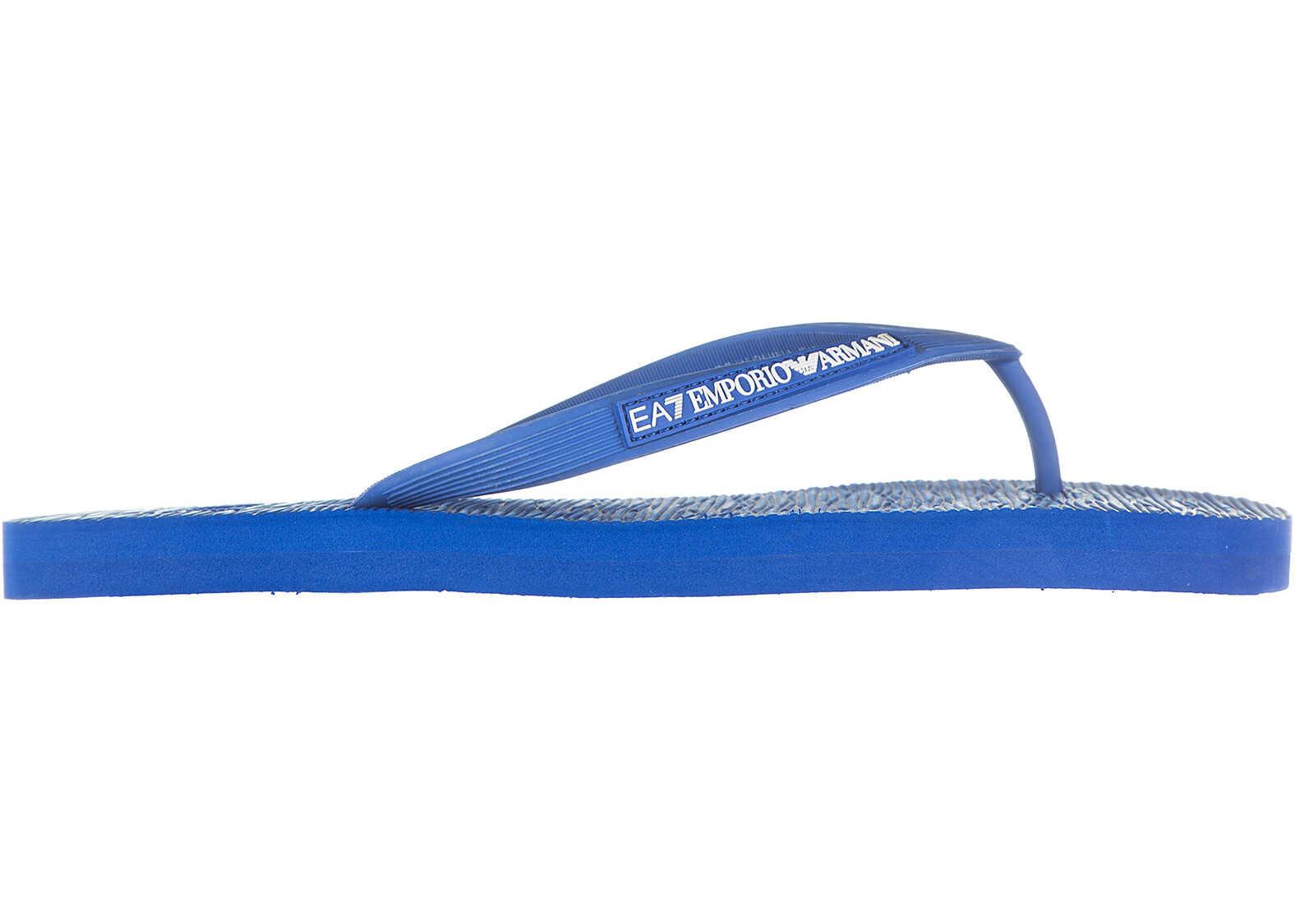EA7 World Core Blue