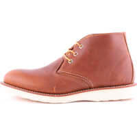 Ghete & Cizme Work Chukka Boots In Tan (Style No. 3140) Barbati