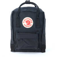 Rucsacuri Kånken By Fjällräven Mini Black Backpack Barbati