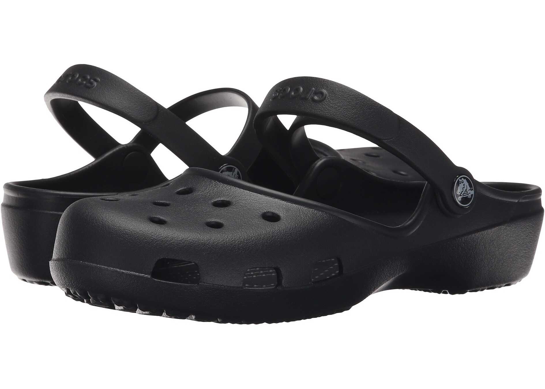 Crocs Karin Clog Black