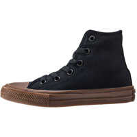 Tenisi & Adidasi Chuck Taylor All Star Ii Hi Kids Trainers In Black Gum Baieti