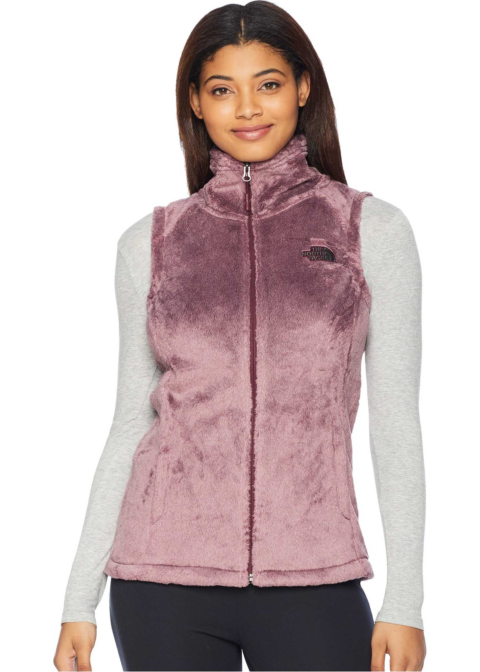 The North Face Osito Vest Fig Heather