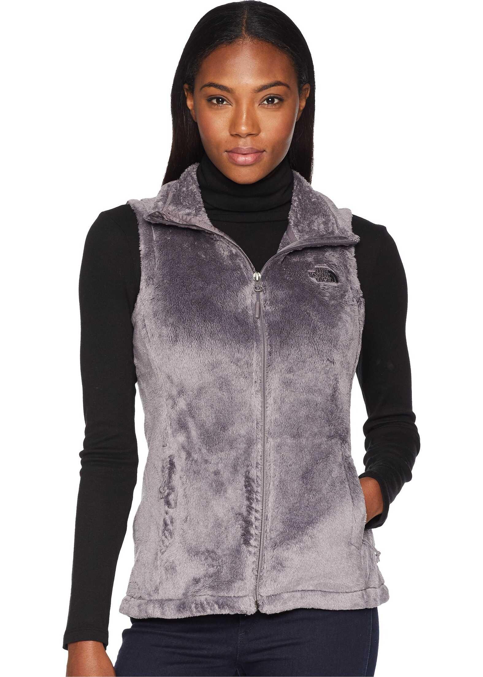 The North Face Osito Vest Rabbit Grey Heather