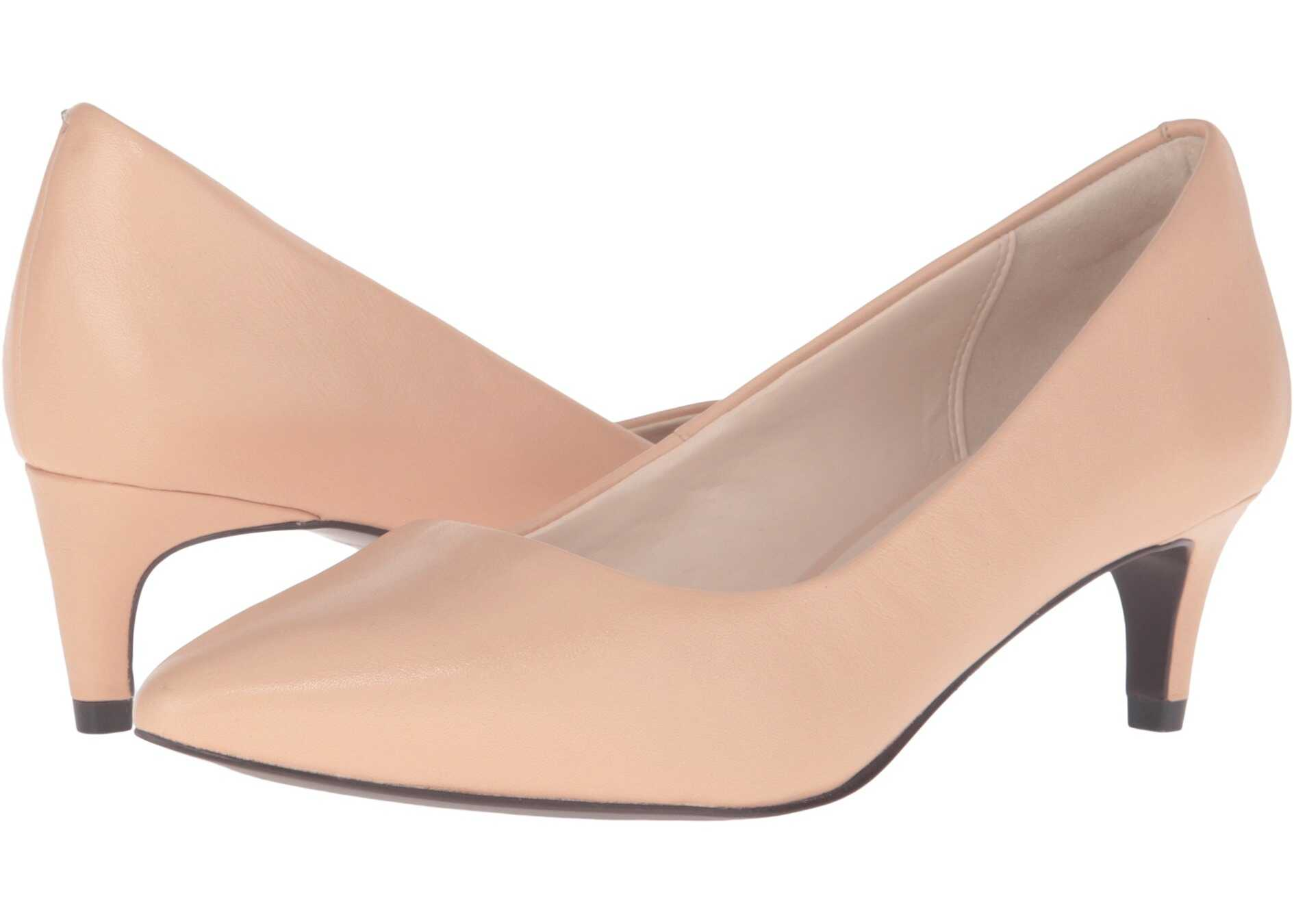 Pantof Cole Haan Amelia Grand Pump 45mm Nude Leather