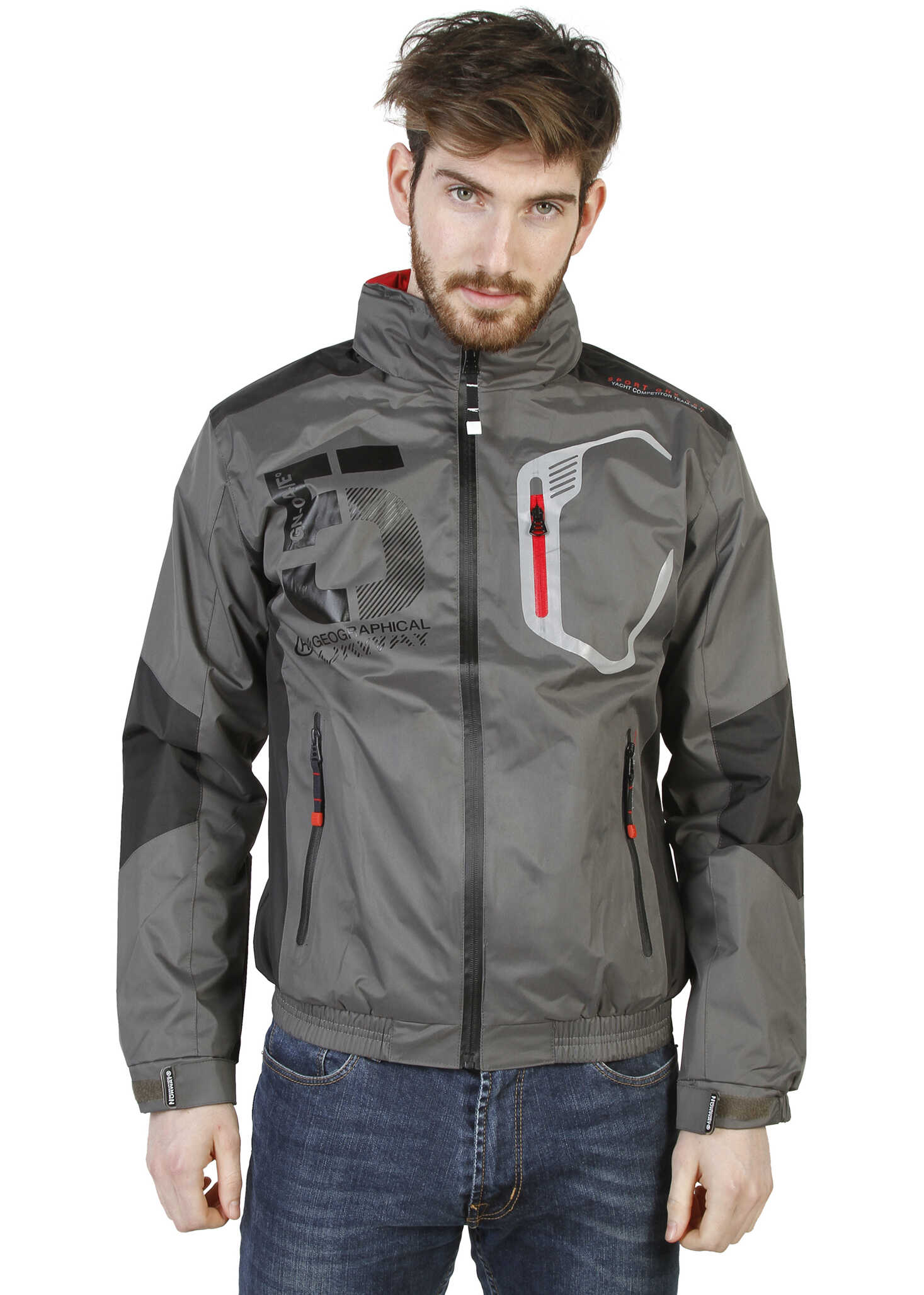 Geographical Norway Calife_Man Grey