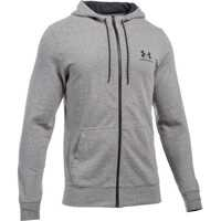 Tricouri Under Armour UA Triblend Full Zip Hoodie
