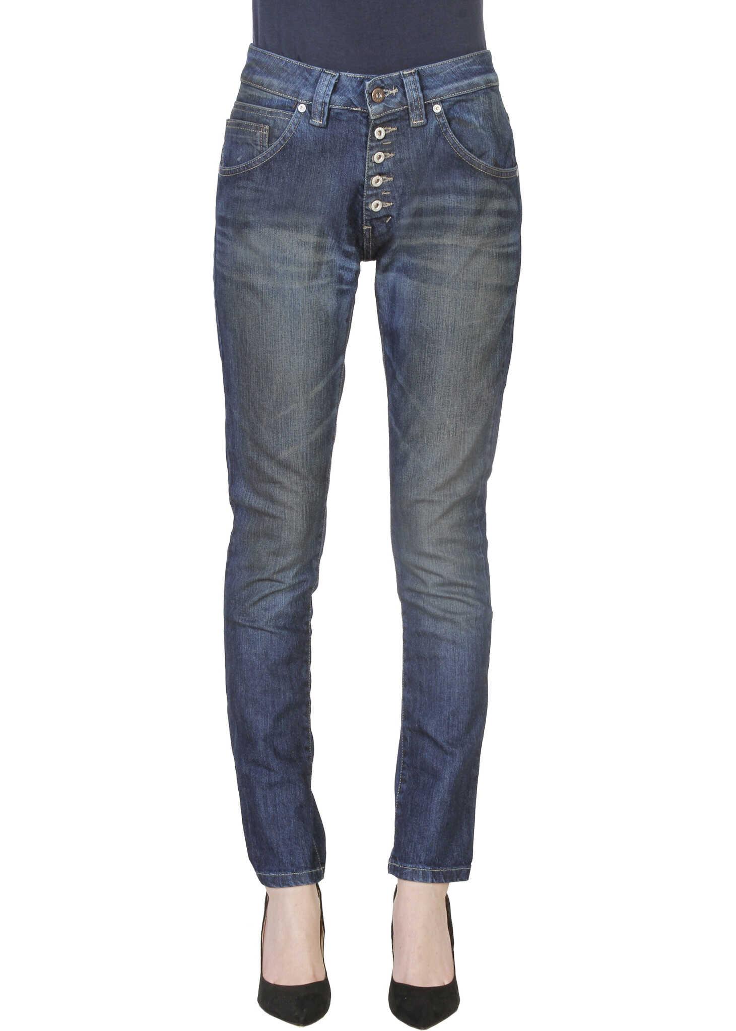 Blugi Femei Carrera Jeans 00771b_00970 Blue