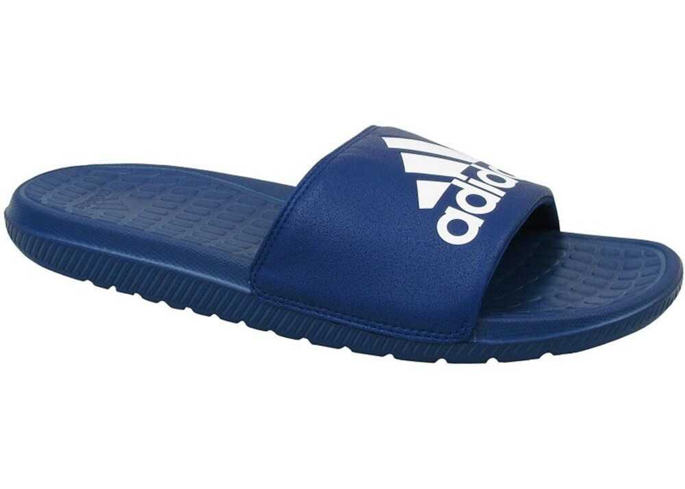 Slapi Barbati Adidas Voloomix Navy Blue