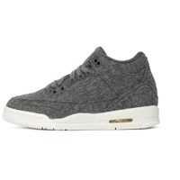 Ghete & Cizme Air Jordan 3 Retro BG Wool Baieti
