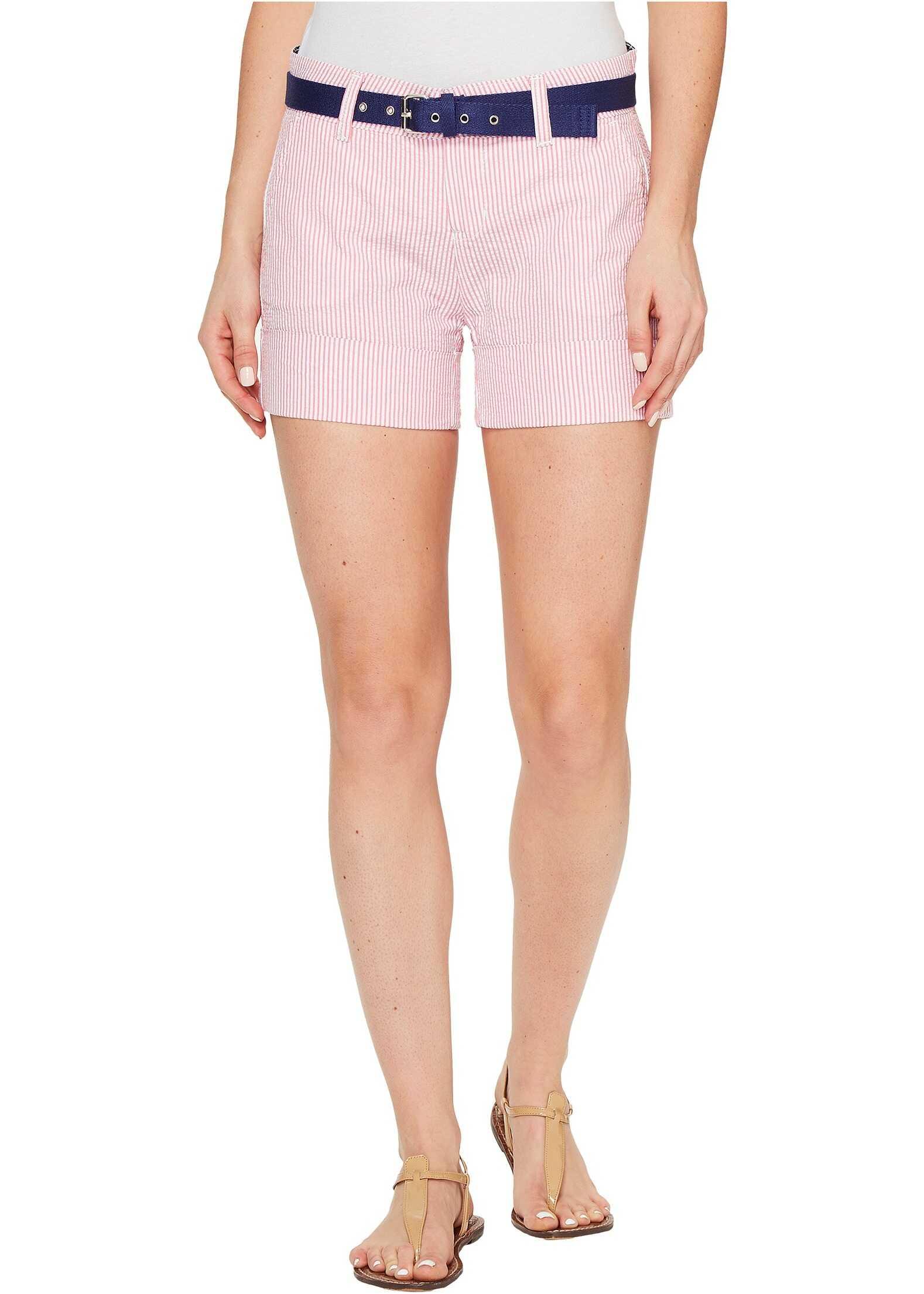 U.S. POLO ASSN. Chino Shorts Hot Pink