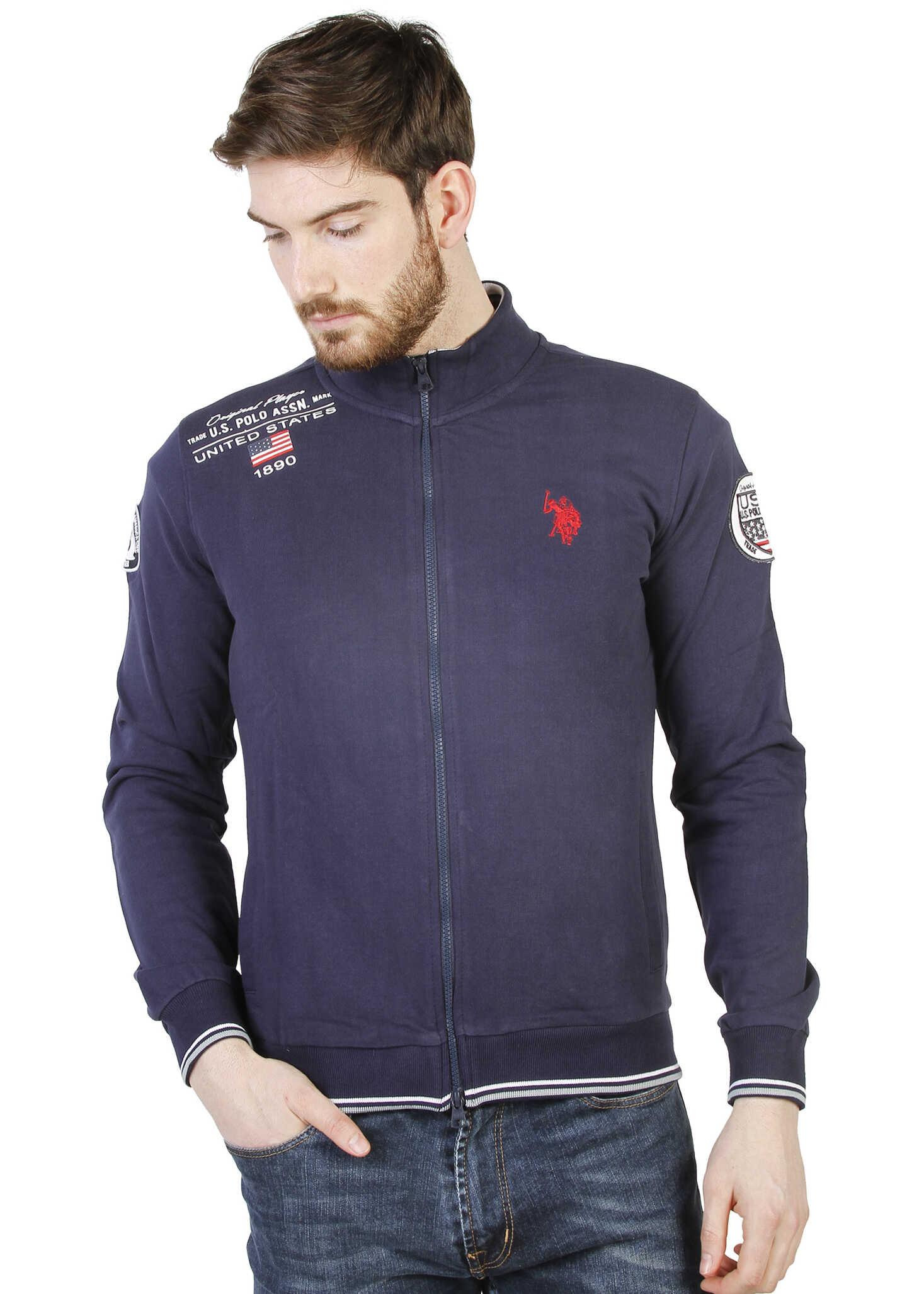 Bluza Sport Barbati U.s. Polo Assn. 42501_49333 Bl