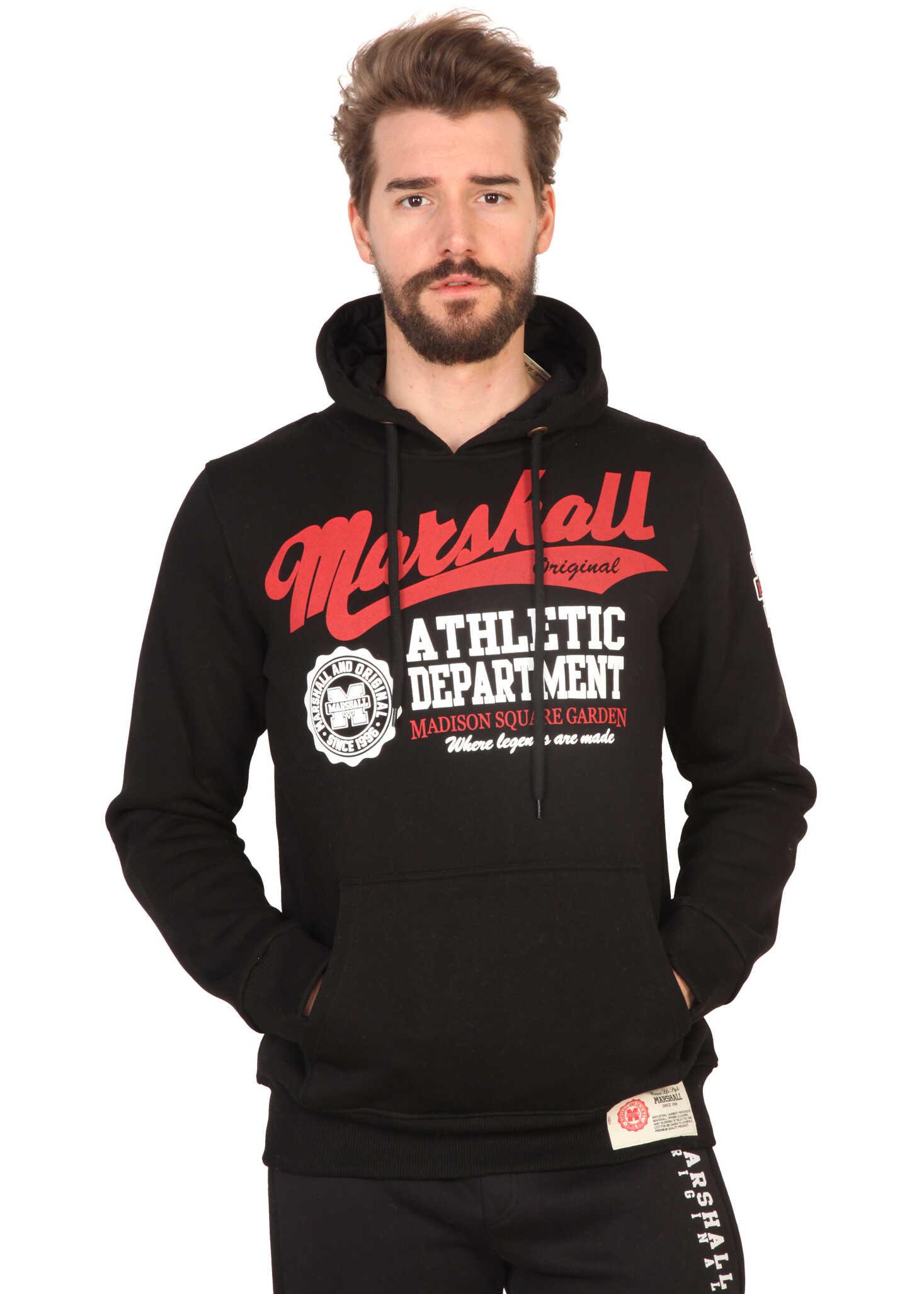 Bluza Sport Barbati Marshall Original Hs_401 Black