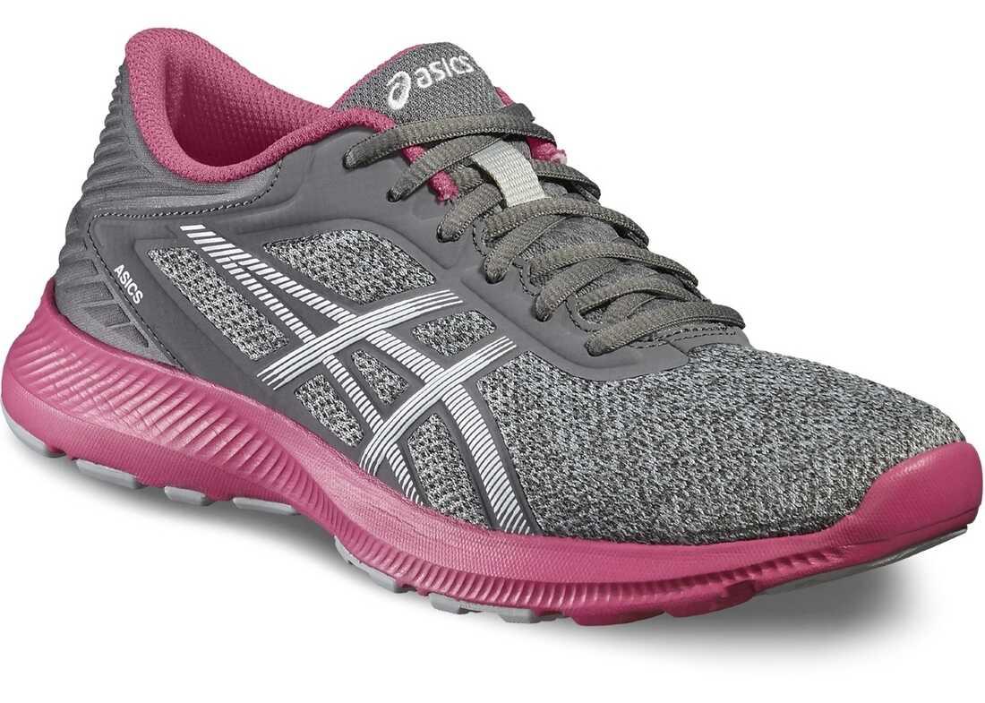 ASICS Nitrofuze Grey,Pink