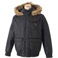 Geci Active Hooded Bomber Barbati