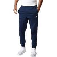 "Pantaloni de Trening Spodnie Essentials Tapered Banded Single Jersey Pant ""Collegiate Navy"" Barbati"
