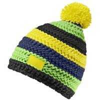 Caciuli Zimowa Wool Crochet Multicolor Fete