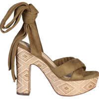 Sandale cu toc Rubia Femei