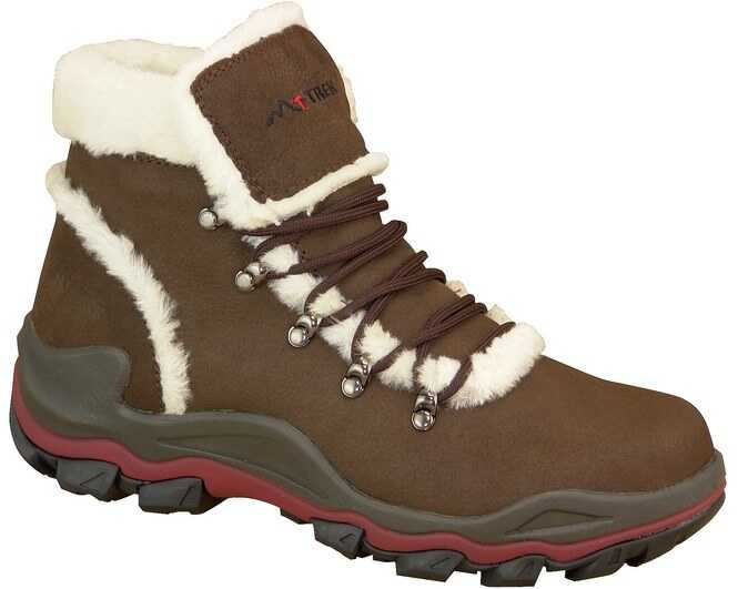 Mt Trek Snow Walk Brown