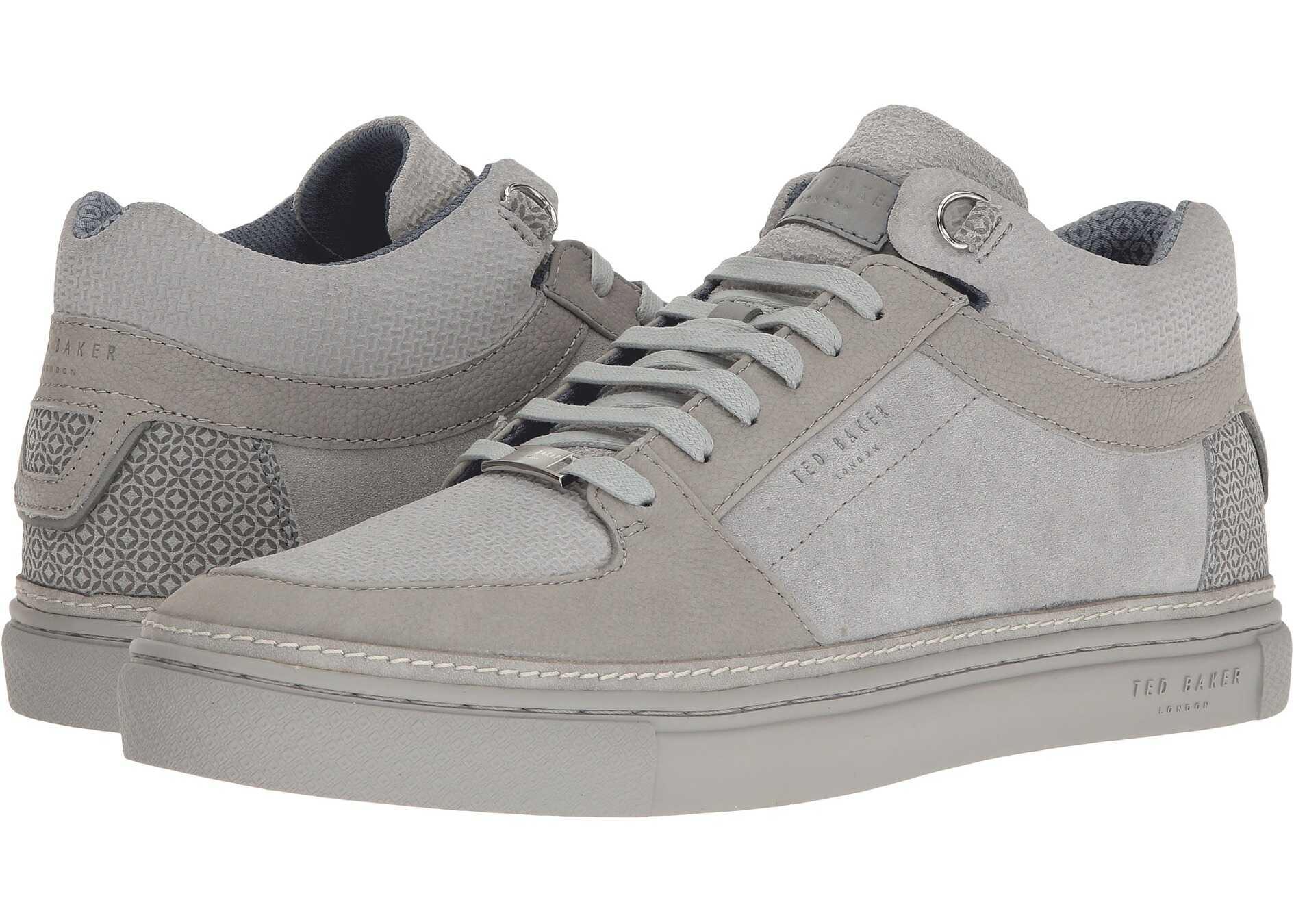 Pantofi Sport Barbati Ted Baker Komett Light Grey