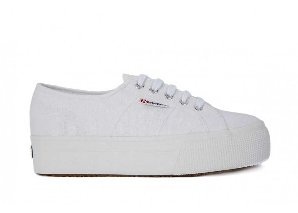 Superga White UP And Down 2790ACOTW901 ALB