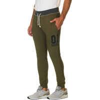 Pantaloni de Trening Jjvt F Jacob Men's Sweat Pants In Olive Night Barbati